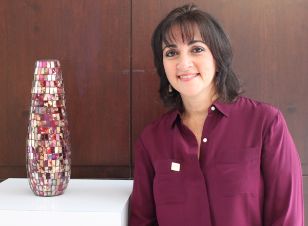 María Cecilia Sánchez, representante de la Fundación Sánchez Aguilar