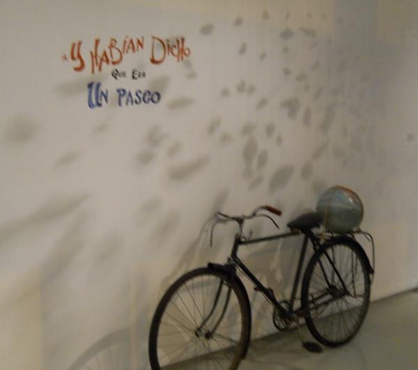 """René Ponce, """"La vuelta al mundo en bicicleta"""""""