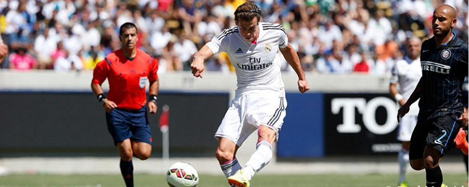 Tomada de la cuenta de twitter oficial del Real Madrid C F (@realmadrid).