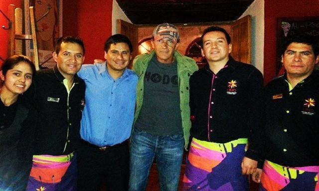 banderas cuzco