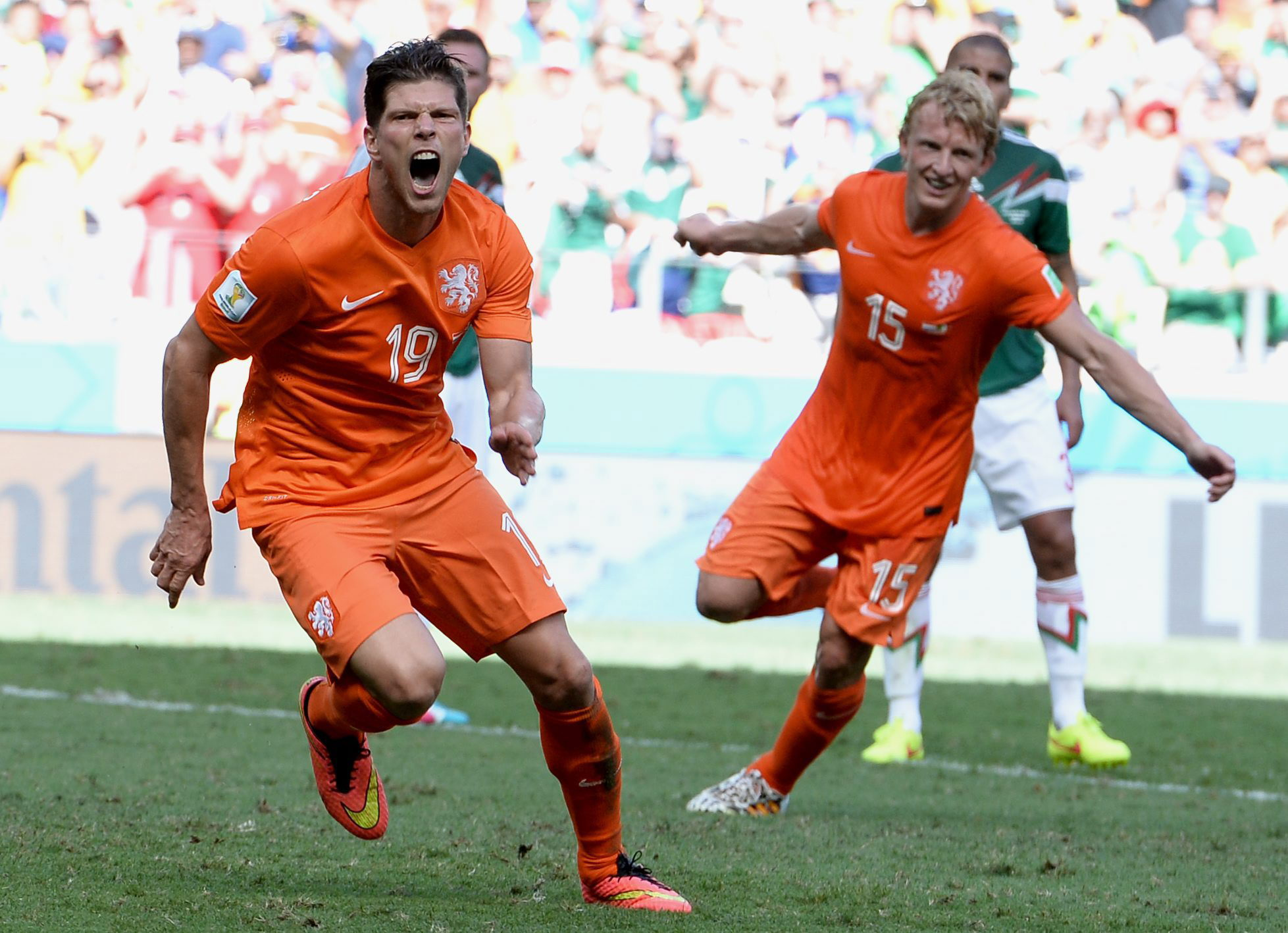 Round of 16 – Netherlands vs Mexico