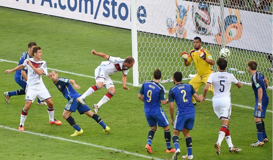 Final – Germany vs Argentina