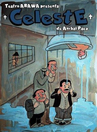 Anibal teatro arawa caricatura