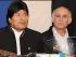 Evo Morales presentó a su candidato a Senador Ciro Zabala.