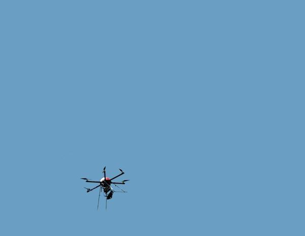 Karina Surveillance-drone