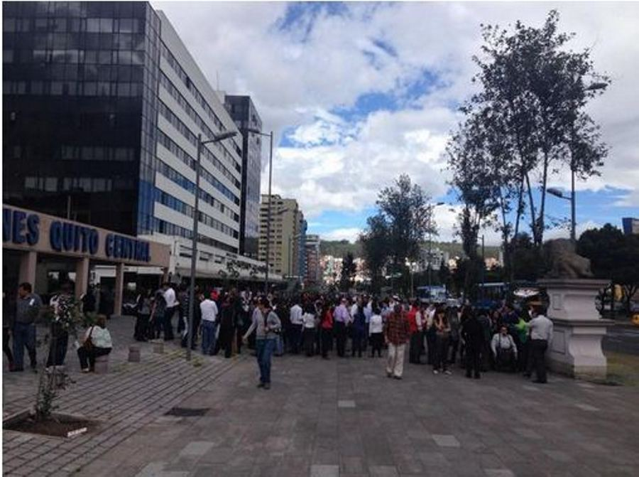 Sismo Quito2