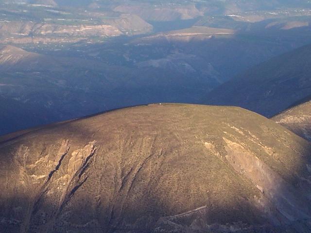Fotografía aérea de Catequilla, tomada del sitio Wikipedia.