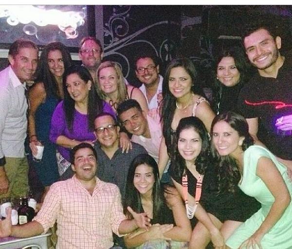 Catrina Tala y sus amigos.