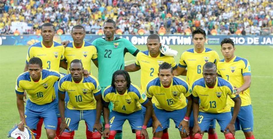 Selección de Ecuador se concentra hoy en Quito  | La