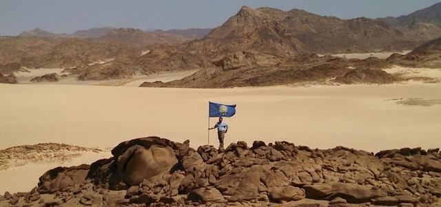 Heaton en Sudán del Norte