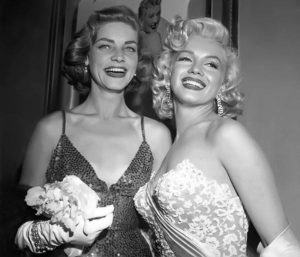 Lauren y Marilyn.