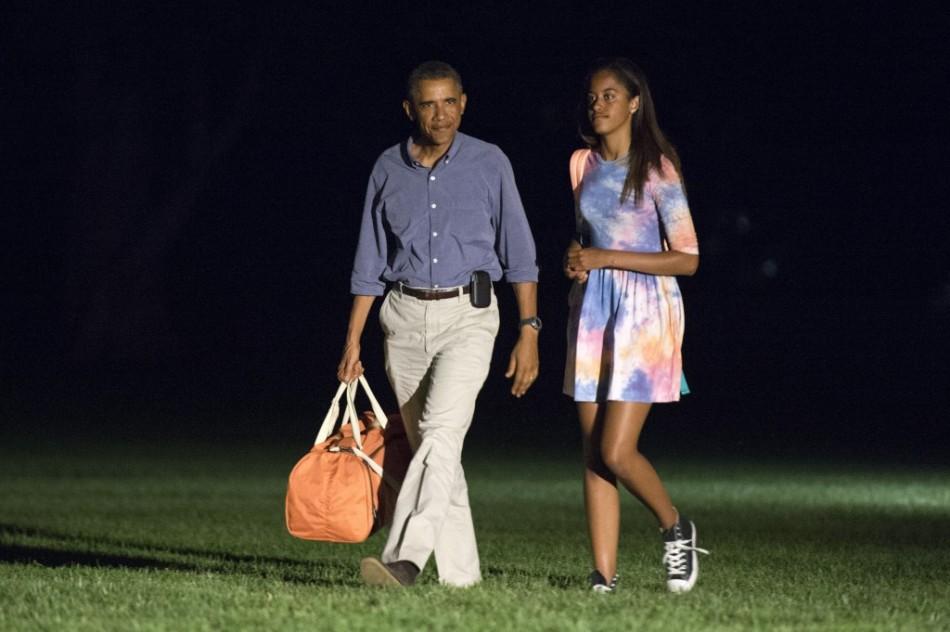 obama vacaciones