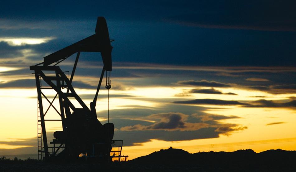 petróleo azul