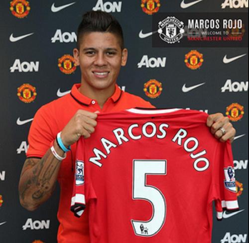 Foto tomada de la cuenta de twitter oficial del Manchester United (@ManUtd)