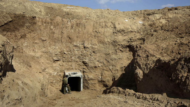 tunel uno