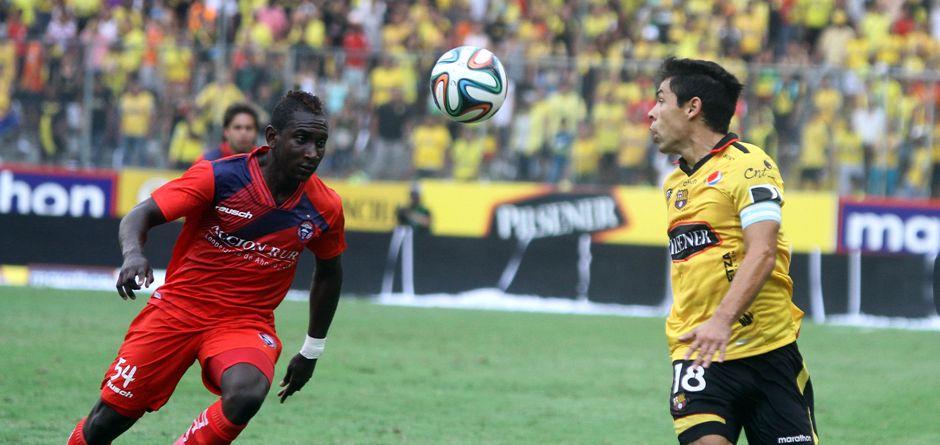 Guayaquil, 27 de septiembre del 2014 Barcelona se enfrenta al Olmedo en el estadio monumental Foto:API/Duham