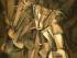 """PARÍS, 23/09/2014.- Fotografía cedida por el Centro Pompidou de París de la obra """"Nu descendant l'escalier nº2"""" (1912) de Marcel Duchamp, que forma parte de la gran exhibición otoñal que mañana abre sus puertas al público en este museo parisino y que fue presentada hoy. La muestra """"Marcel Duchamp. La Peinture, même"""" está dedicada a la obra pictórica del artista, sus fuentes de inspiración y el contexto artístico en el que vivió el artista y ajedrecista francoestadounidense. EFE/Centro Pompidou De París"""