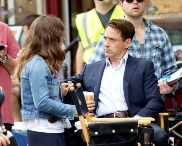 """Robert Downey Jr. en """"The Judge"""""""