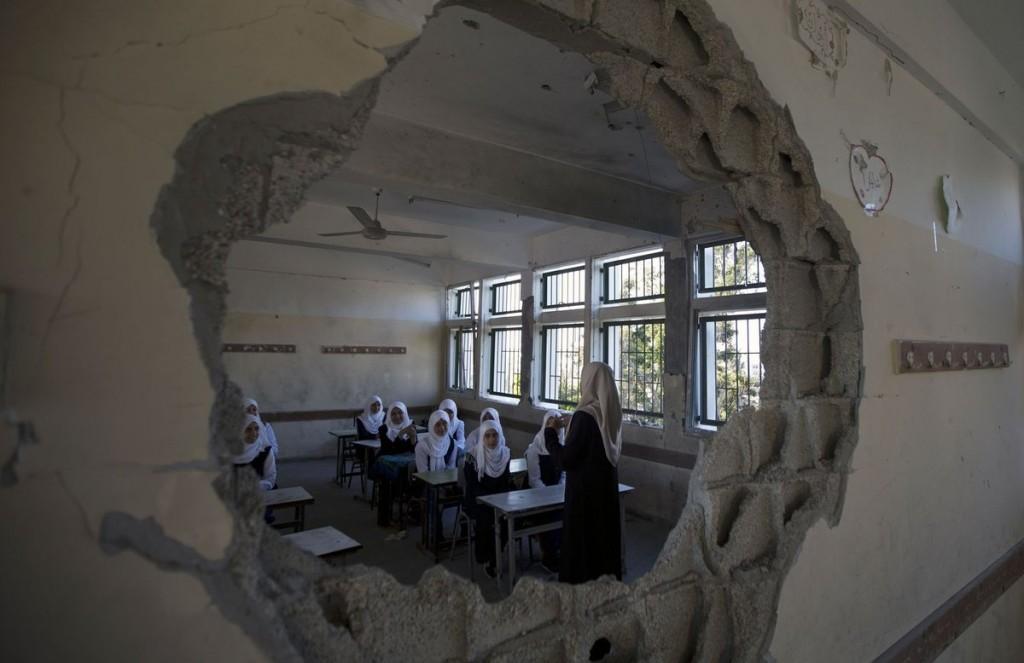 colegio gaza