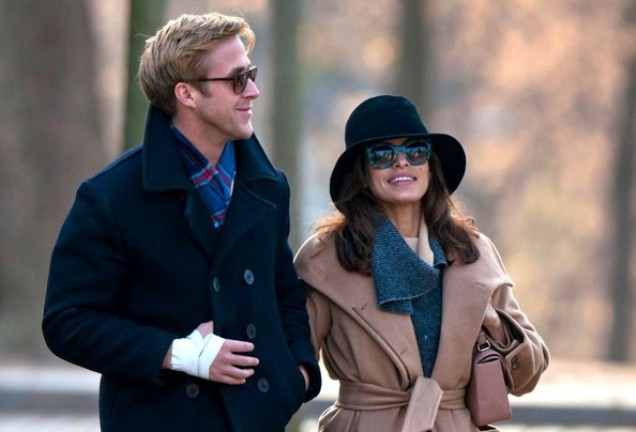 Ryan Gosling Eva Mendes 2014 Eva Mendes y Ryan Gosling Son