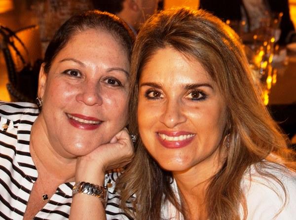 María Dolores Álvarez e Irene Carbo.