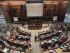 Sesión de la Asamblea Nacional del Ecuador. Foto de Archivo, La República.