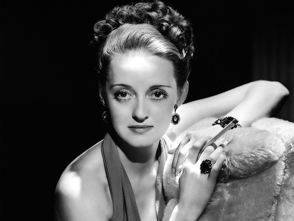 reaparece una entrevista de bette davis en el 25. Black Bedroom Furniture Sets. Home Design Ideas