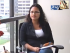 Natasha Rojas en entrevista en '24/7 con Jorge Ortiz'.