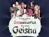 Afiche de 'Desmemorias de una Geisha', difundida por el Teatro Nacional Sucre.