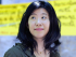 Escritora japonesa Banana Yoshimoto. Foto del portal web de Alex Pler.
