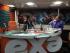 El ministro del Interior José Serrano habló hoy en radio Democracia, en Quito. Foto del Ministerio del Interior.
