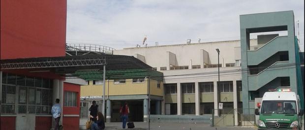 hospital Barros Luco declarado en alerta en Chile