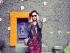 Katy Perry en la casa de Frida Khalo y Diego Rivera: Foto: Instagram de Perry