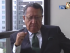 Econ. Eduardo Cabezas Molina, ex embajador en Uruguay y ex Ministro de Finanzas de Ecuador, en entrevista con Jorge Ortiz. Foto La República.