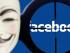 Anonymus contra Facebook. Foto del Diario peruano La República.