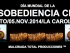 Afiche de Desobediencia Civil, de Malcriada Total Producciones.