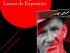 Invitación al lanzamiento de la Revista de Divulgación Artística Líneas de Expresión, de los estudiantes de la Universidad San Francisco de Quito.