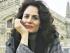 Escritora ecuatoriana Gabriela Alemán. Foto de Ciencia Ficción Ecuador.