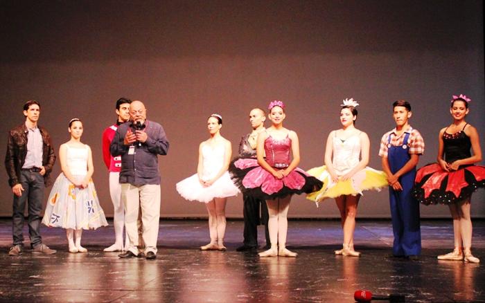 Ramon y bailarines