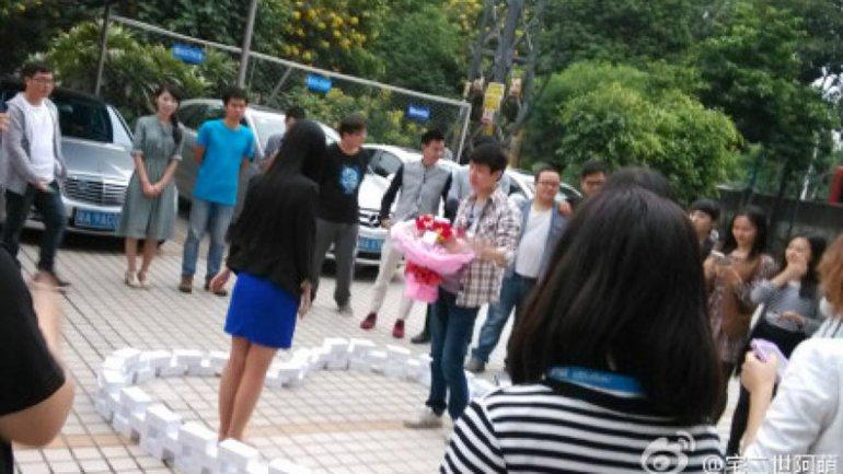 Foto por Weibo.com