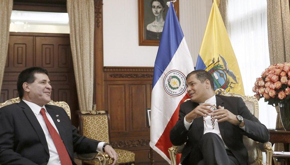 Foto Cortesía: Presidencia del Ecuador