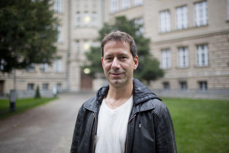 Kai Feller, en octubre de 2014. (AP Photo/Axel Schmidt)