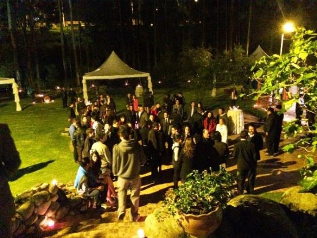 fiesta quinta Lucrecia