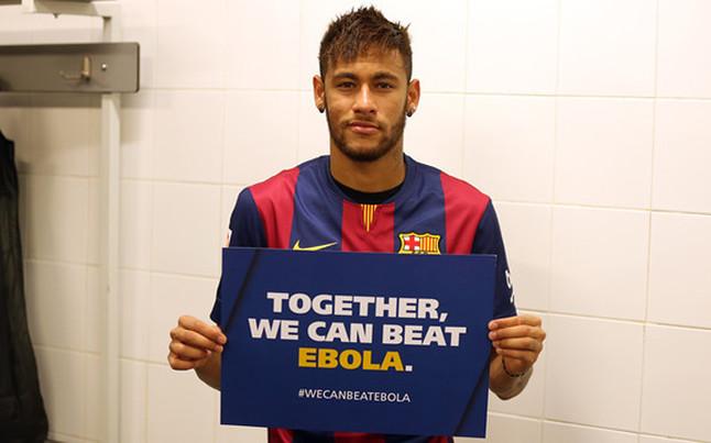 Neymar. Foto: FC Barcelona