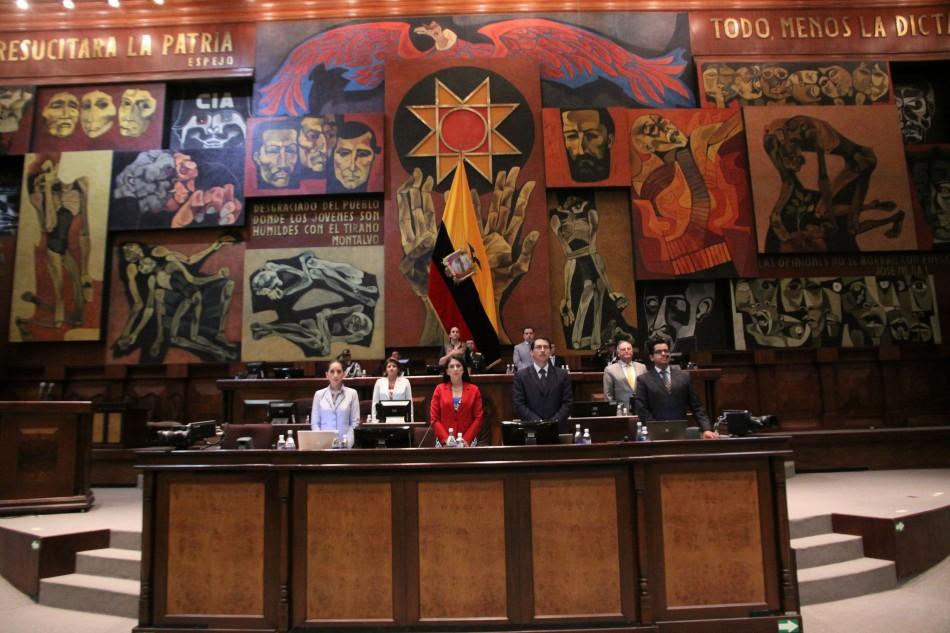 Sesión 308 del Pleno de la Asamblea Nacional