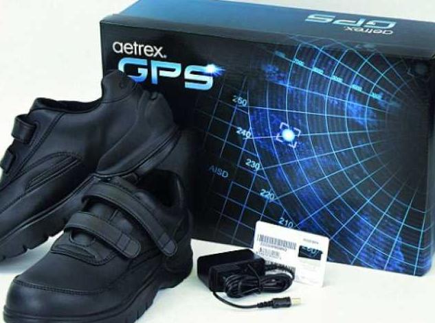 Calzado GPS