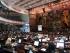 Debate de reforma tributaria urgente, que se terminó aprobando con 91 votos. Foto de la Asamblea Nacional.