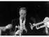 El reconocido clarinetista de jazz Buddy DeFranco. Foto de Jazzinphoto.