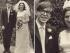 Matrimonio entre Jean Hawking y Stephen Hawking. Foto del diario británico The Telegrahp.