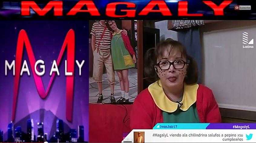 Chilindrina Magaly